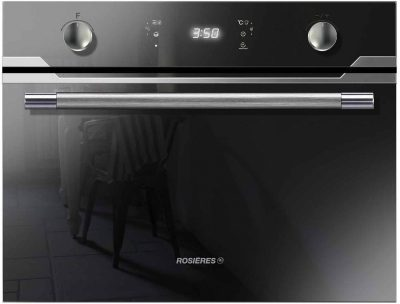ROSIERES - Micro ondes Grill Encastrable RMGS550X