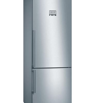 Le réfrigérateur combiné XXL avec VitaFresh Pro et une capacité extra-large : garde vos aliments frais et riches en vitamines beaucoup plus longtemps.