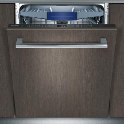 Lave-vaisselle avec système de séchage Zeolith® pour préserver l'éclat de vos verres et l'option varioSpeed Plus (lave et sèche jusqu'à 3 fois plus rapidement).