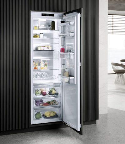 refrigerateur 1 porte integrable 296l d a pantographe miele ref k 7773 d
