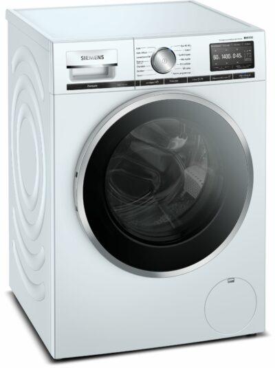 Lave-linge i-DOS avec connexion WIFI via l'application Home Connect : profitez du système de dosage intelligent de lessive et lavez rapidement.